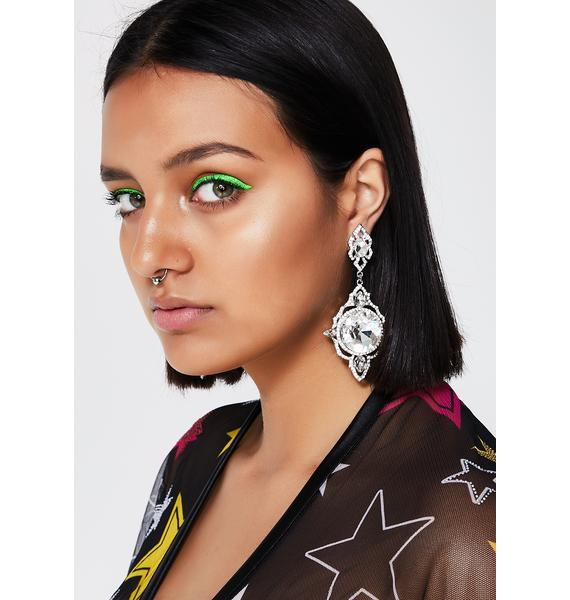 Ooh You Fancy Drop Earrings