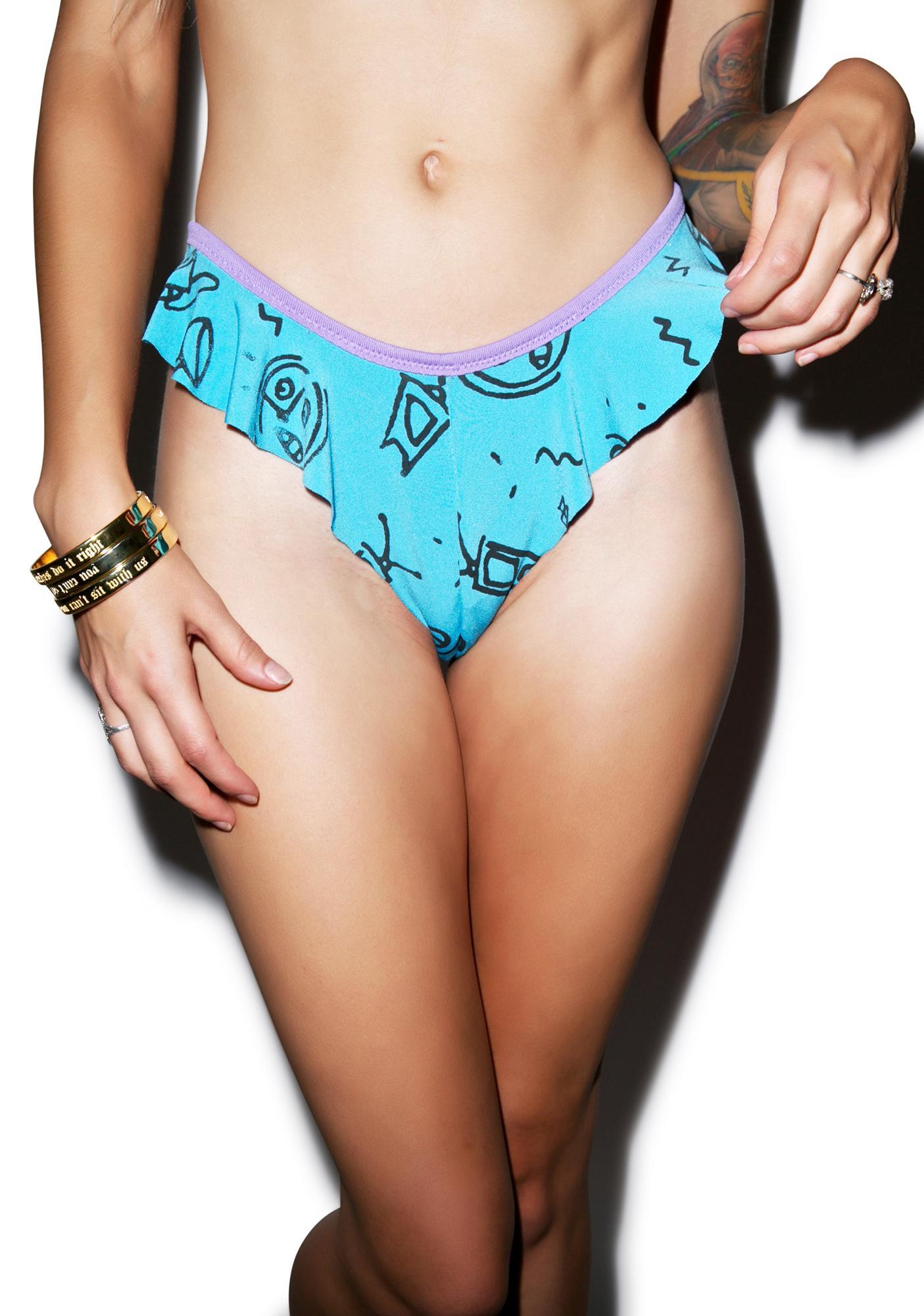 Mamadoux Flare Bikini Bottom