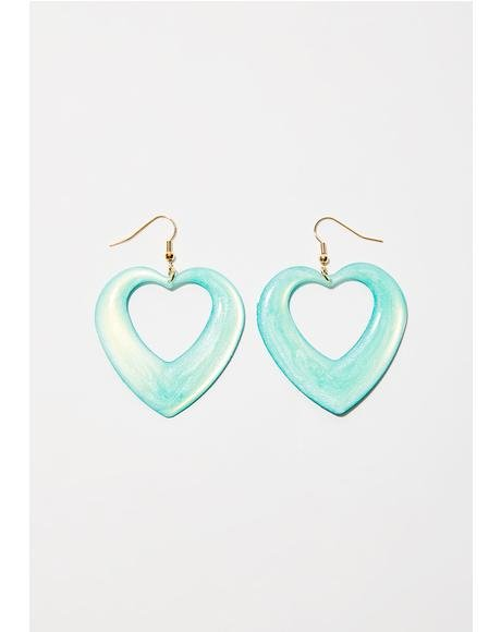 Piece Of My Heart Earrings