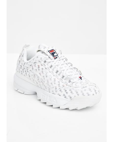 Fila Disruptor II Multiflag Sneakers