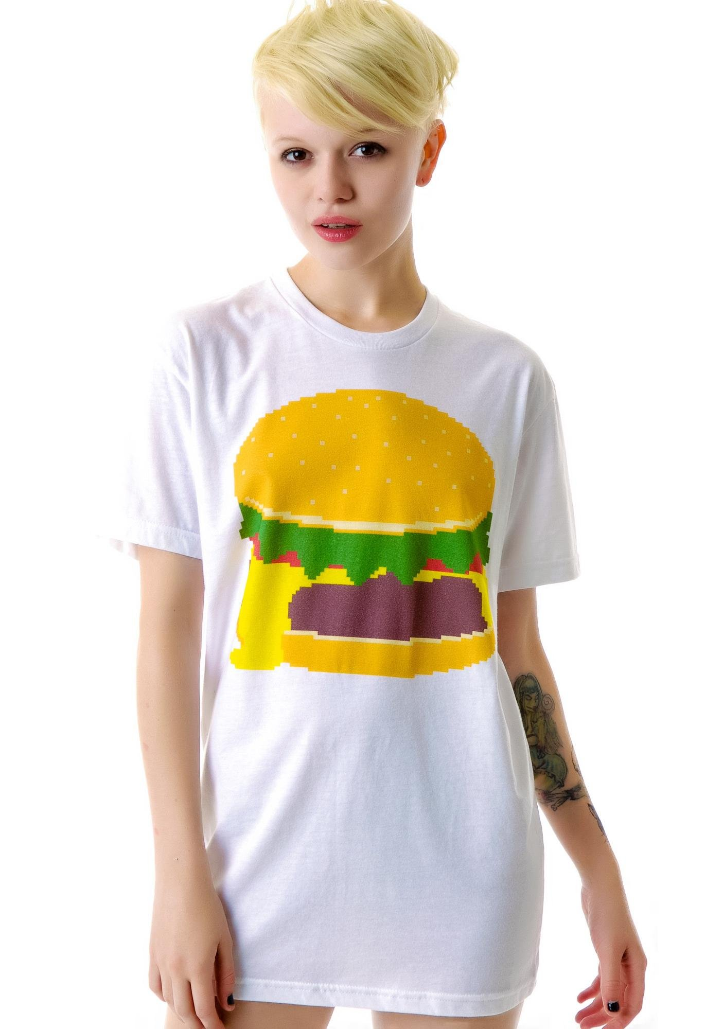 Cheeseburger BF Tee