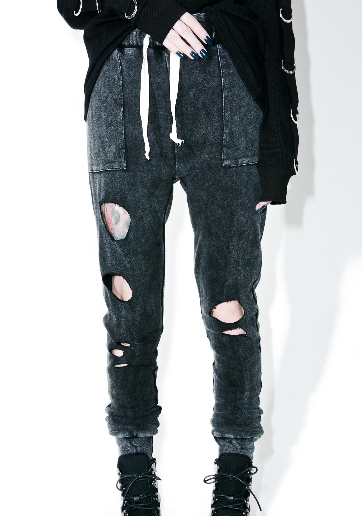 Pulse Distressed Joggers