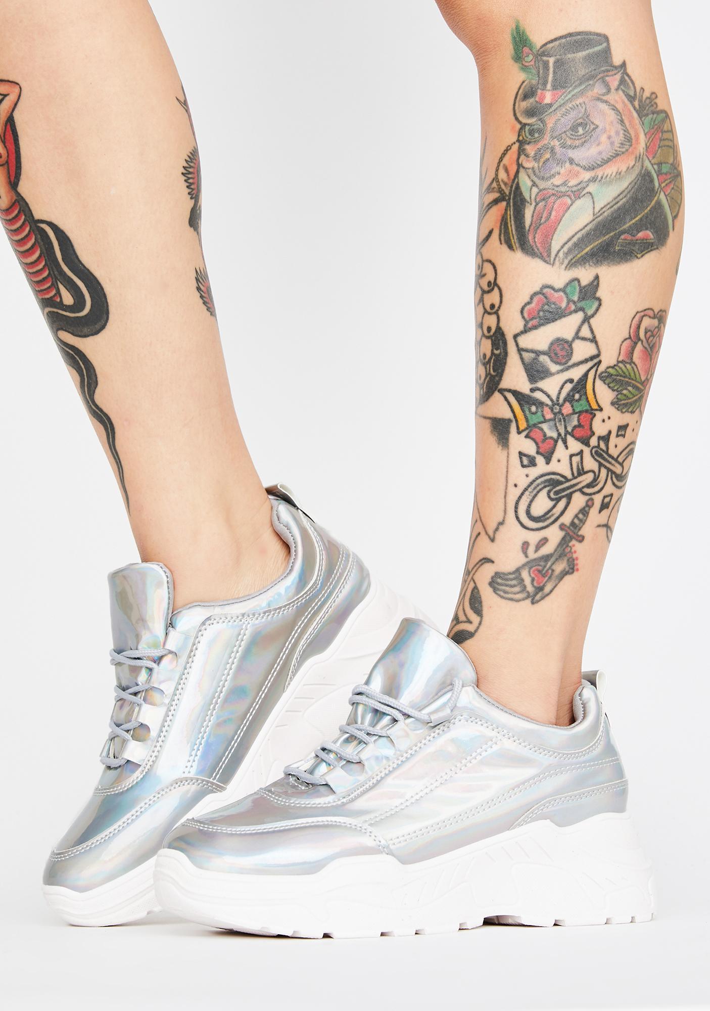 Baesic Brainwave Classic Sneakers