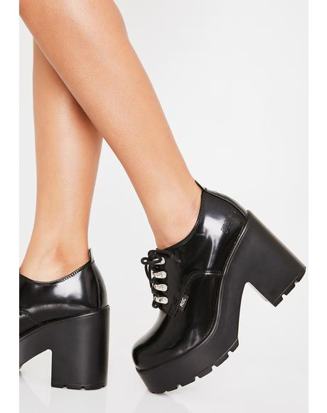 Mayhem Platform Boots