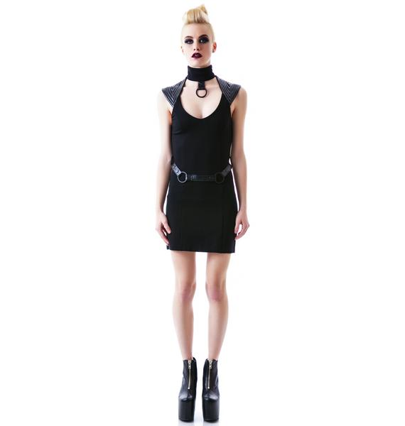 Lip Service Strictly Confidential Sleeveless Dress