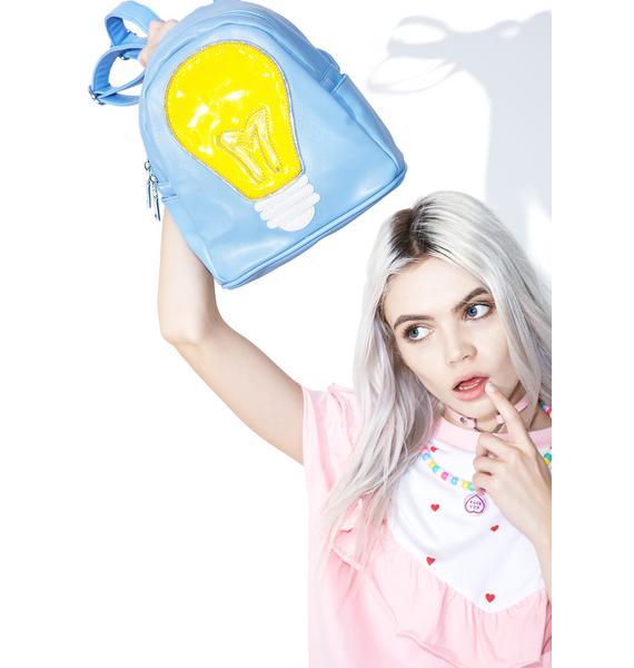 Bright Idea Light-Up Backpack