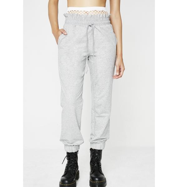 Not Sorry Jogger Sweatpants
