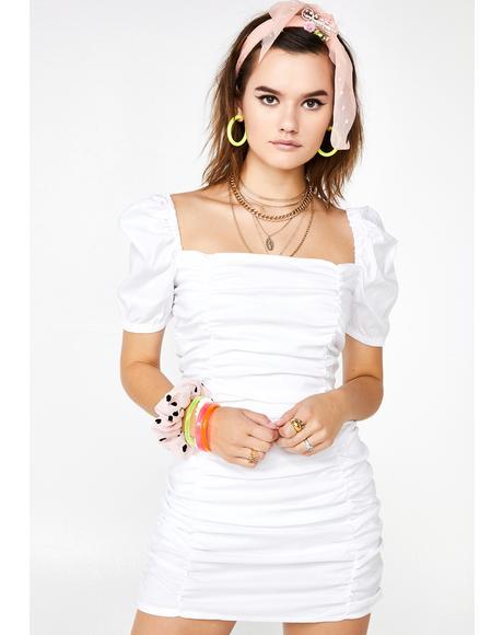 Flirt Alert Mini Dress
