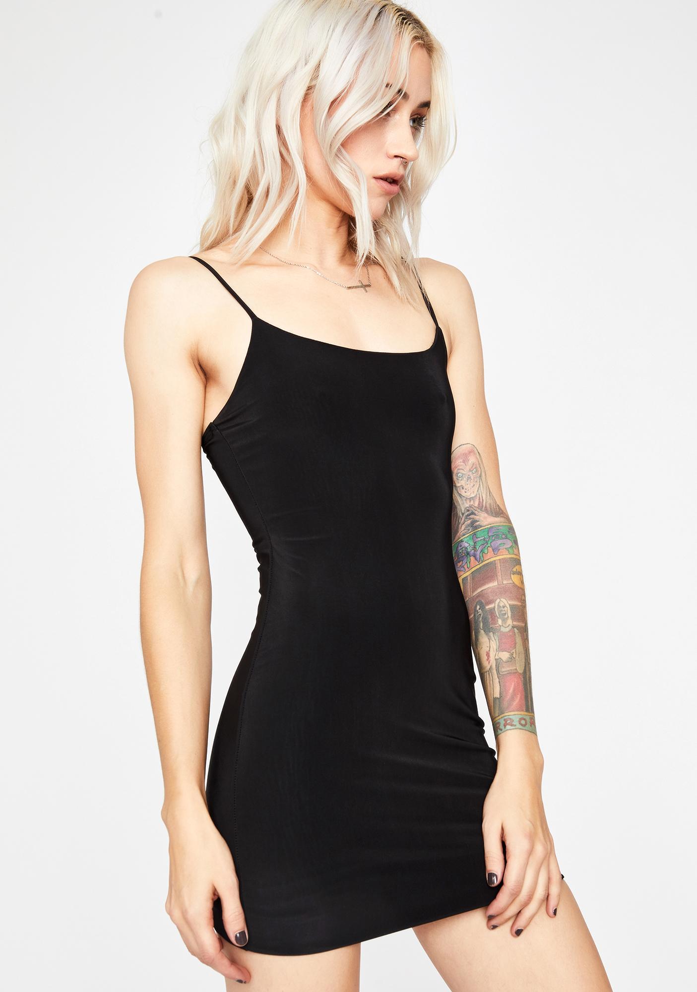 Baddie On Tha List Mini Dress