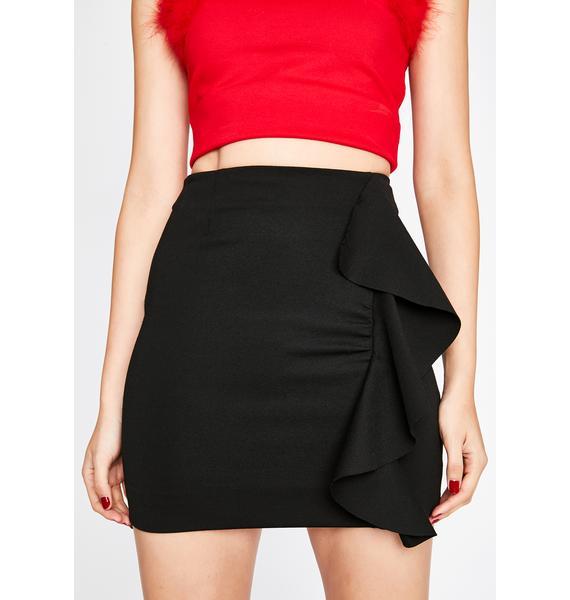 I'm A Rarity Mini Skirt