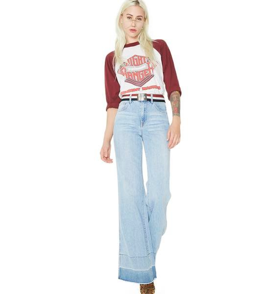 Wildfox Couture Shields Flare Jeans