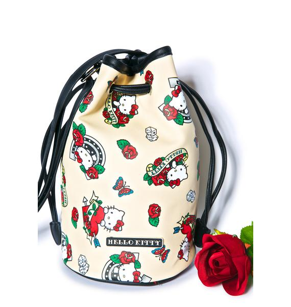 Sanrio Hello Kitty Bucket Bag
