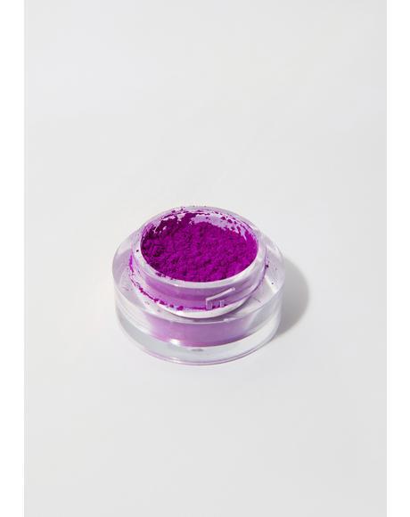 Neon Purple Loose Pigment