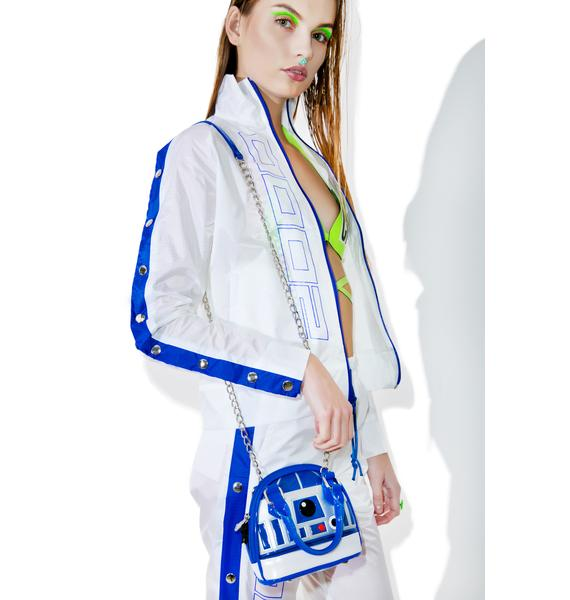Loungefly X Star Wars R2D2 Purse