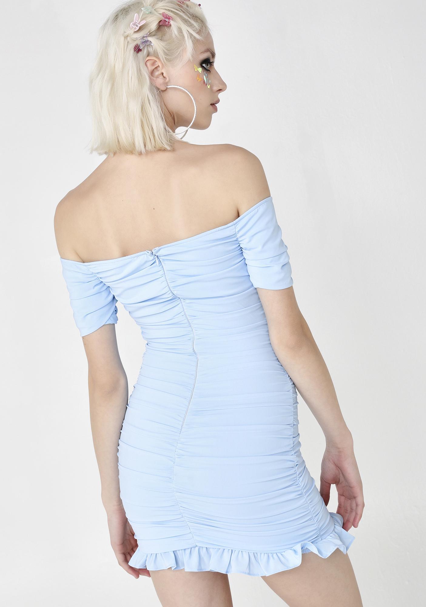 Sugar Thrillz Supermodel Starlet Mini Dress