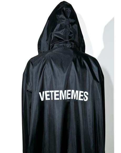 Vetememes Raincoat 2.0