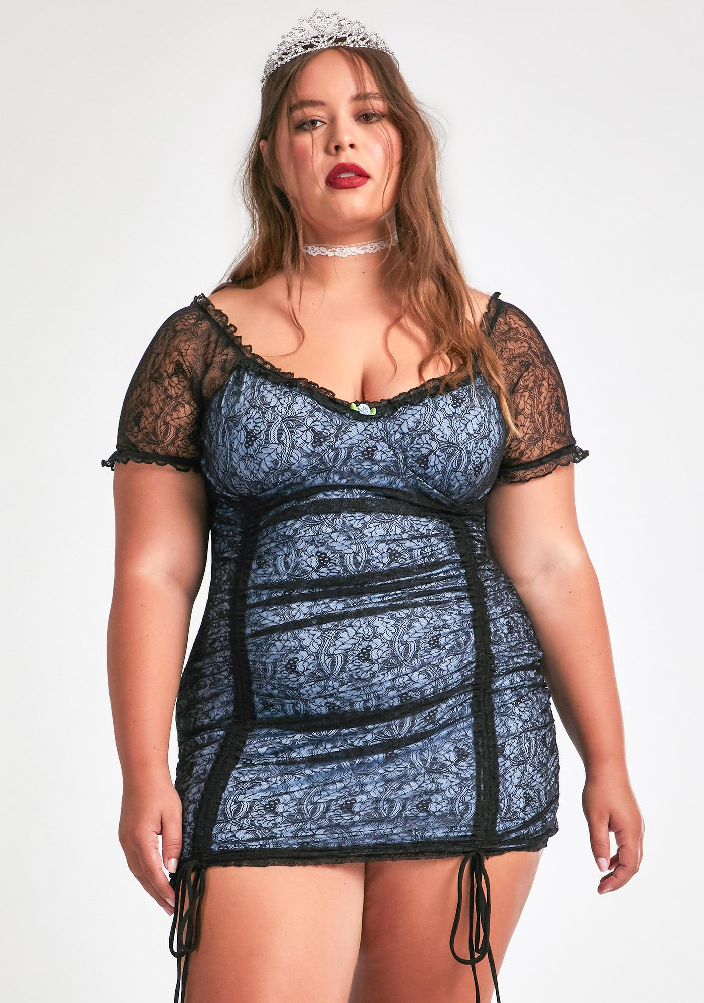 dELiA*s by Dolls Kill Hey For What It's Worth Mini Dress