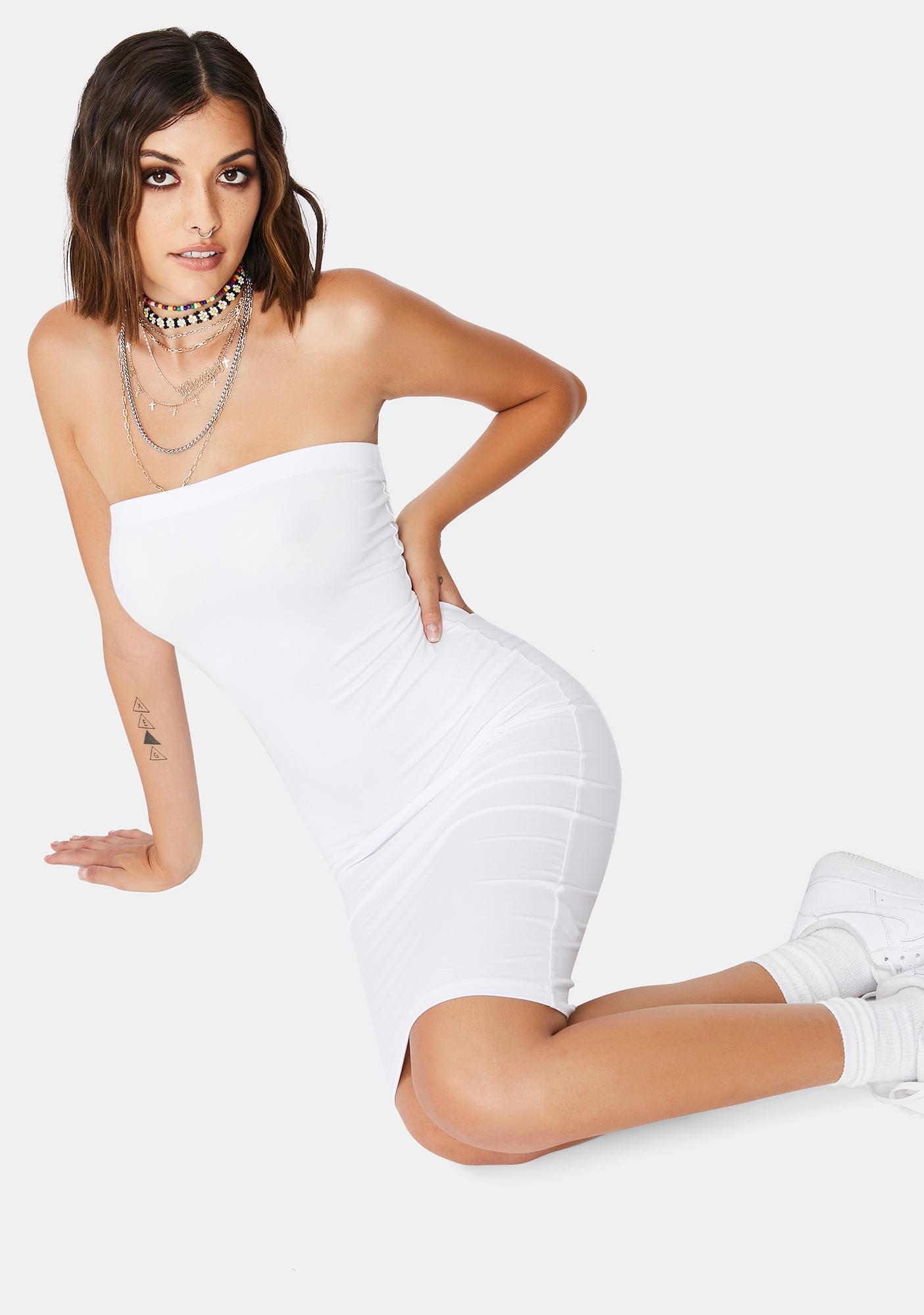 Next Level Babe Tube Dress