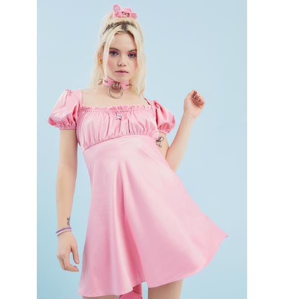 Dolls Kill x Care Bears Here To Cheer Mini Dress
