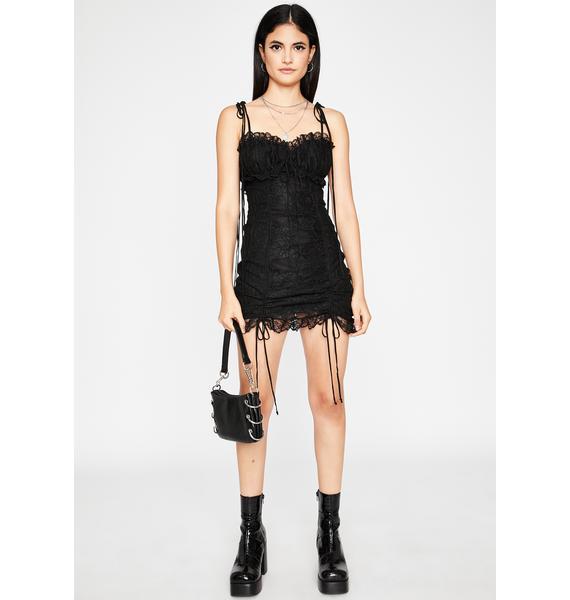 Hopeless Desire Mini Dress