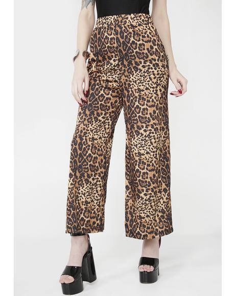 Def Leopard Inmate Pants