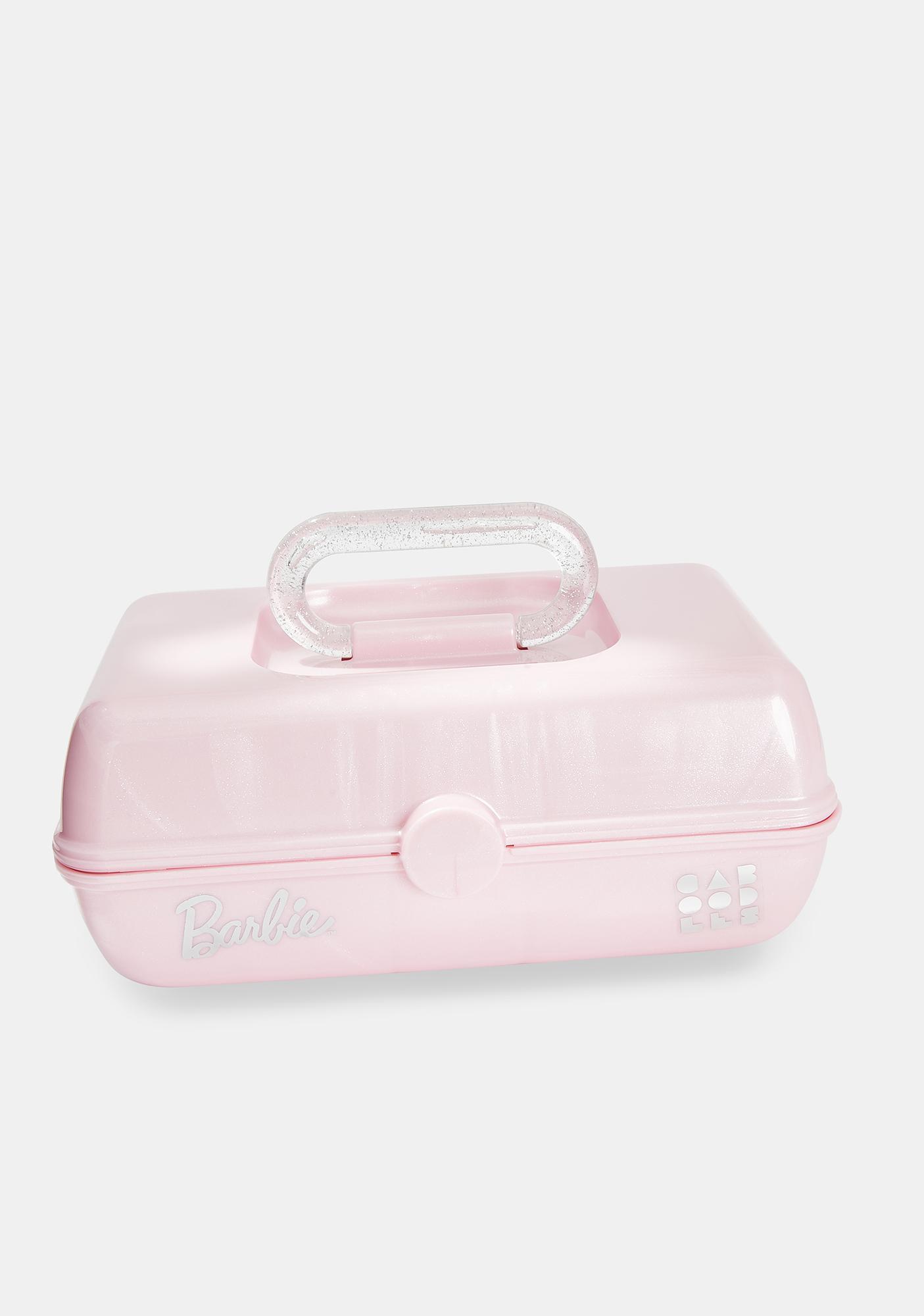Caboodles Barbie Pink Caboodle