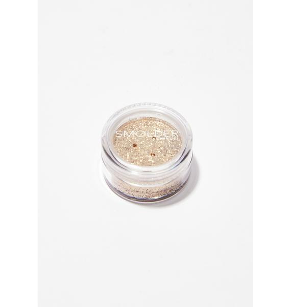 Smolder Cosmetics Gold Rush Radiant Loose Glitters