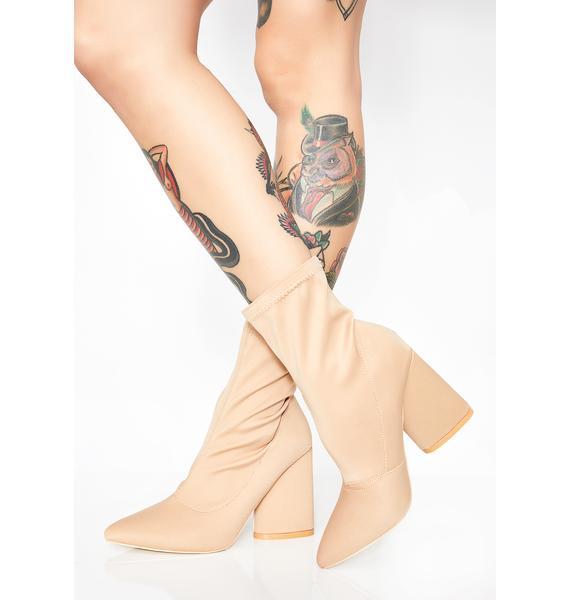 Desert Haze Ankle Boots