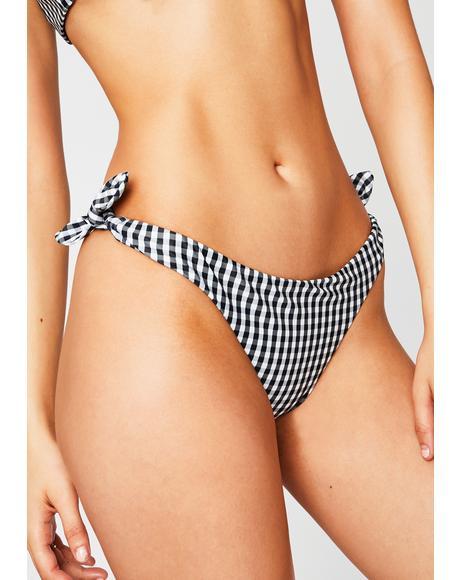 Winona Tie Side Bikini Bottoms