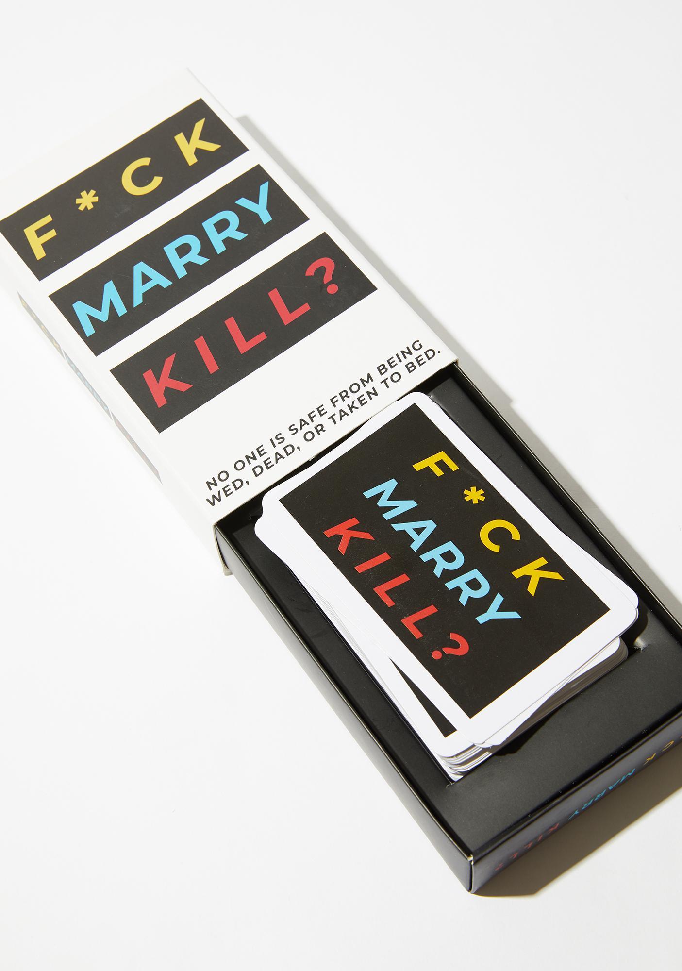Tough Decisions Card Game