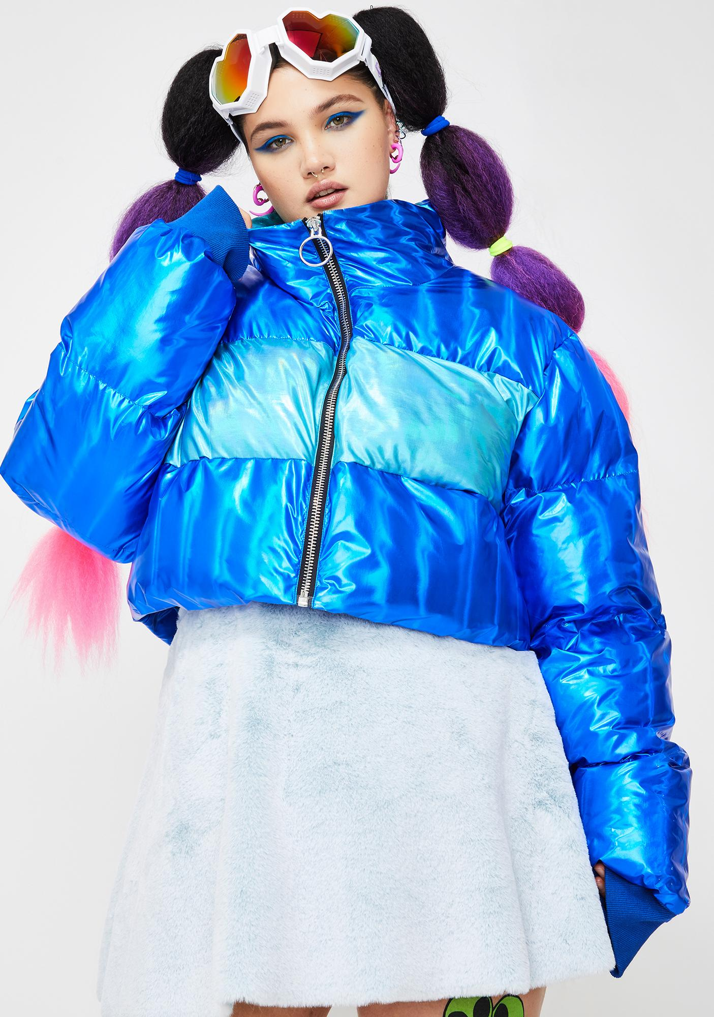 Club Exx True Climate Cutie Puffer Jacket