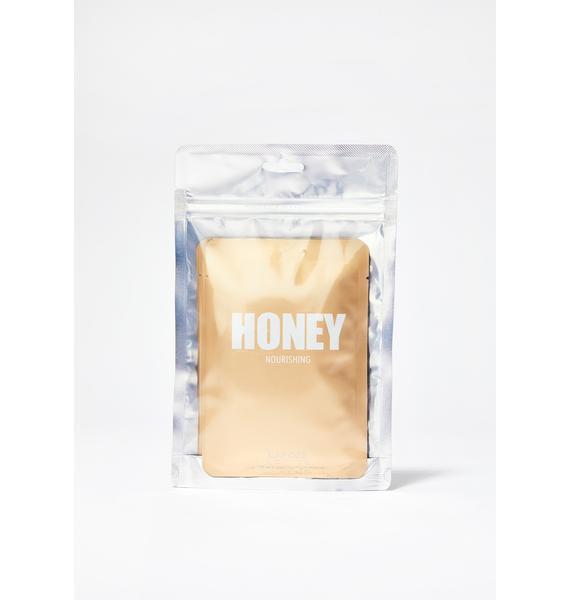 LAPCOS Honey Nourish Mask Set of 5