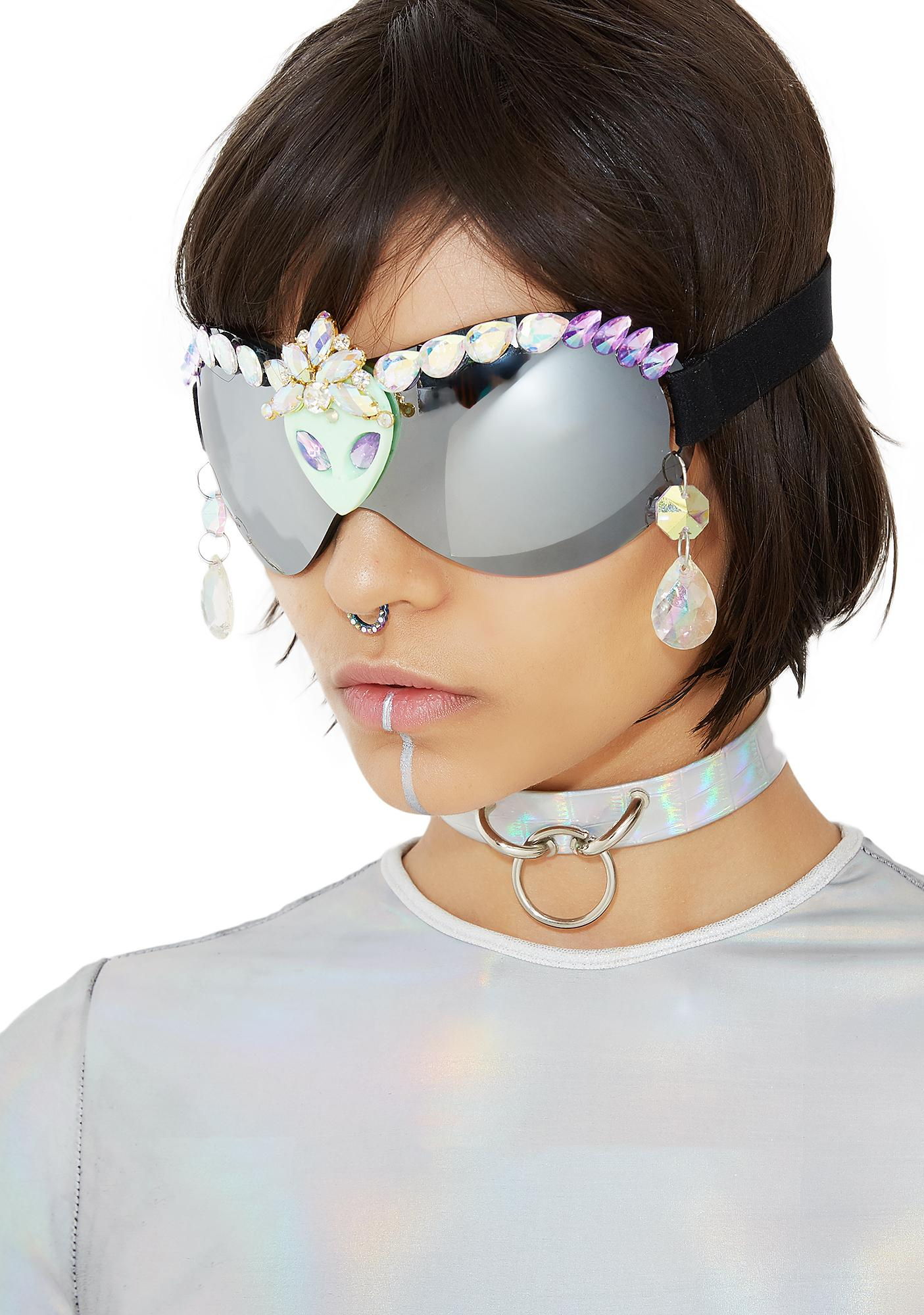 ReblKitty Space Queen Goggles