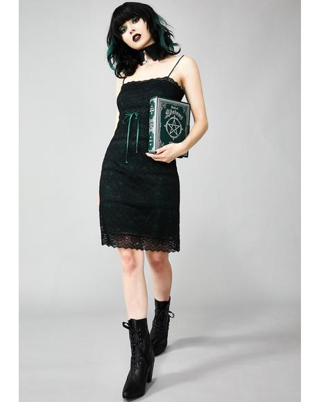 Lonely In Lust Lace Dress