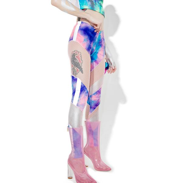 ESQAPE Reflective Binding Leggings