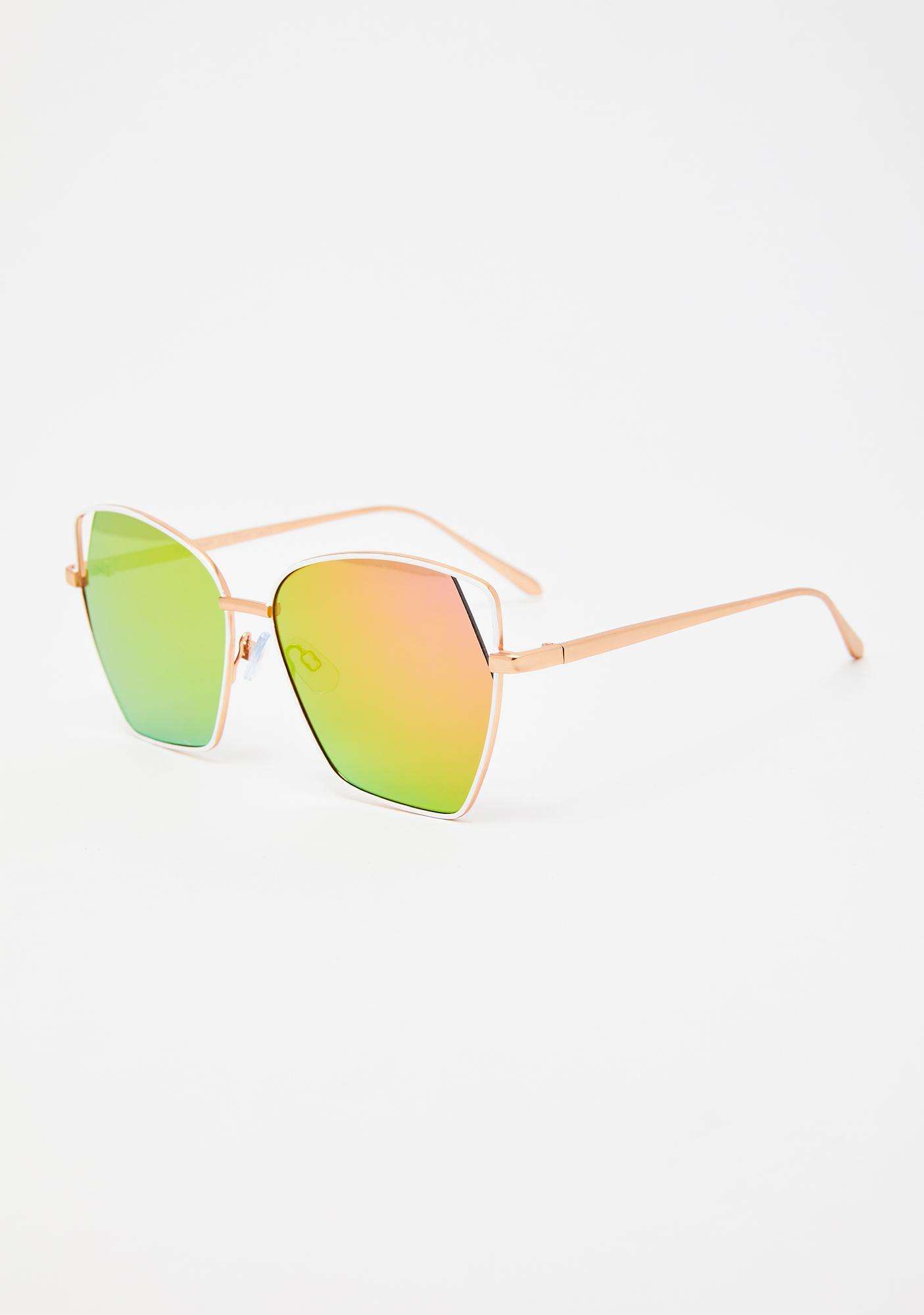 Devil's Delite Ombre Sunglasses