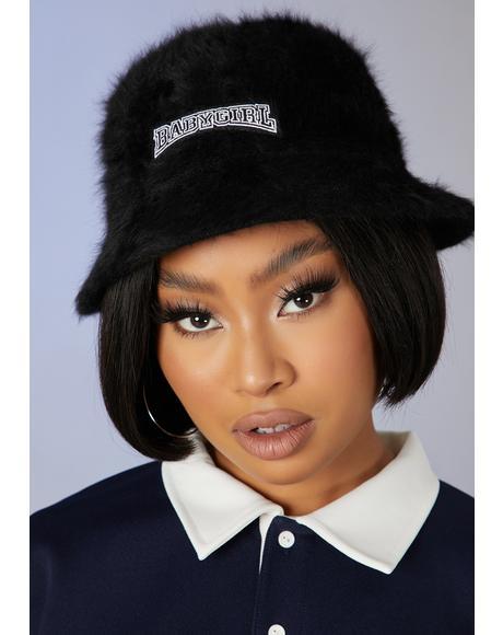 Uppin' The Score Fuzzy Bucket Hat