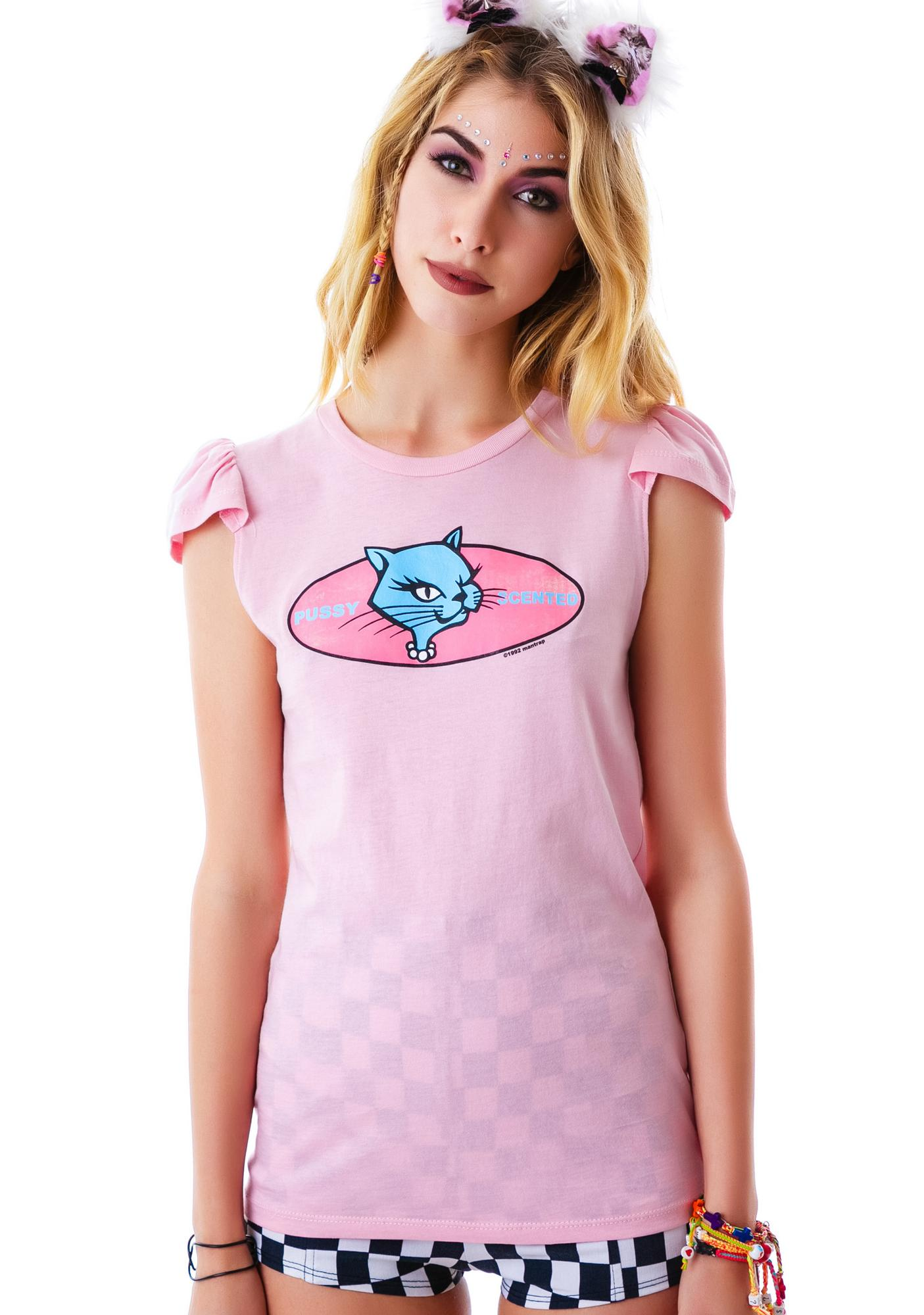 Pussy Scented Tee