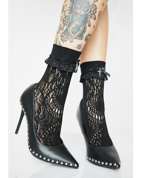 Amora Lace Socks