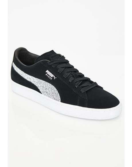 Suede Classic X Swarovski Sneakers