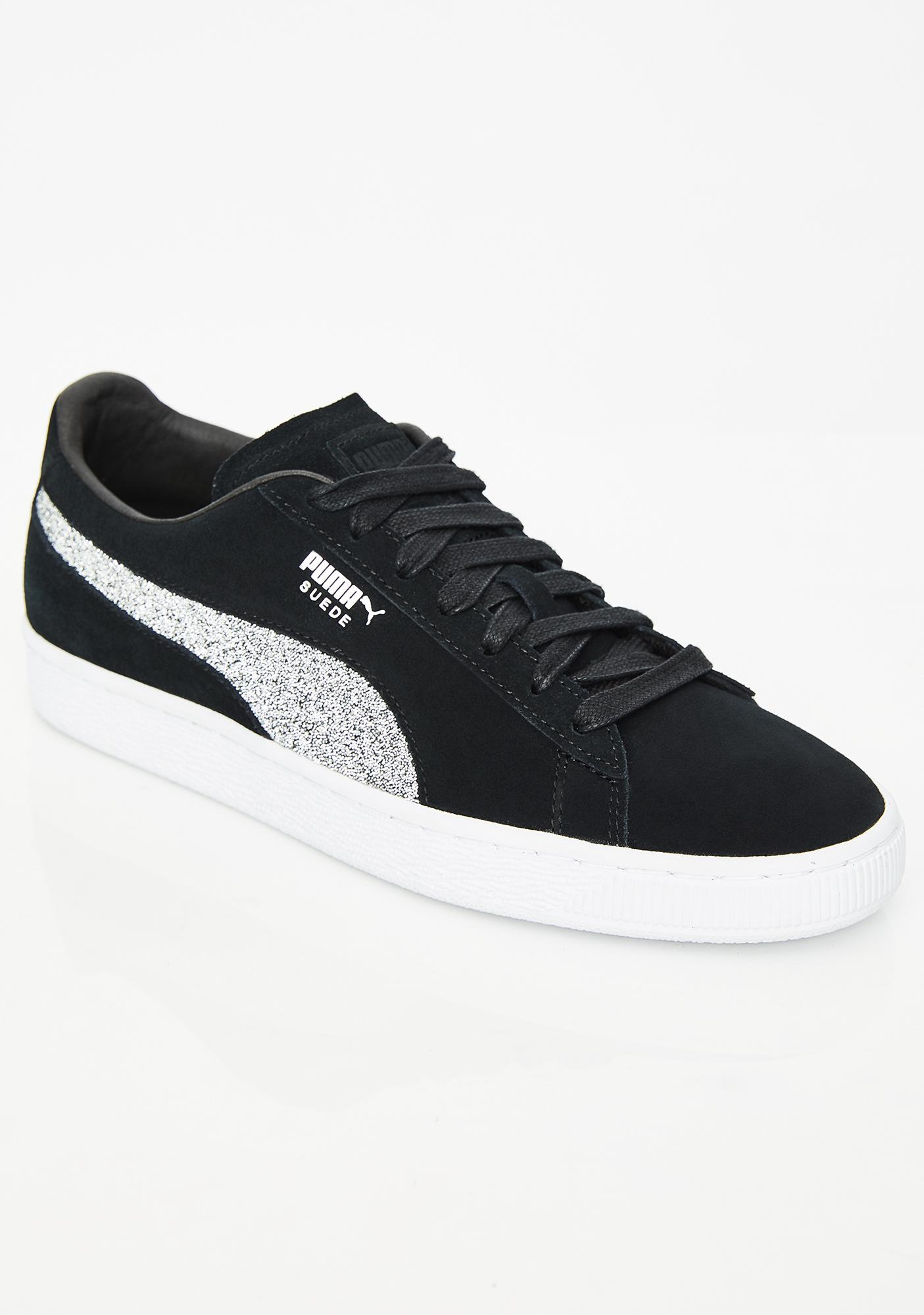 PUMA Suede Classic X Swarovski Sneakers