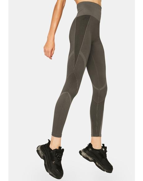 Take A Breather Sports Leggings