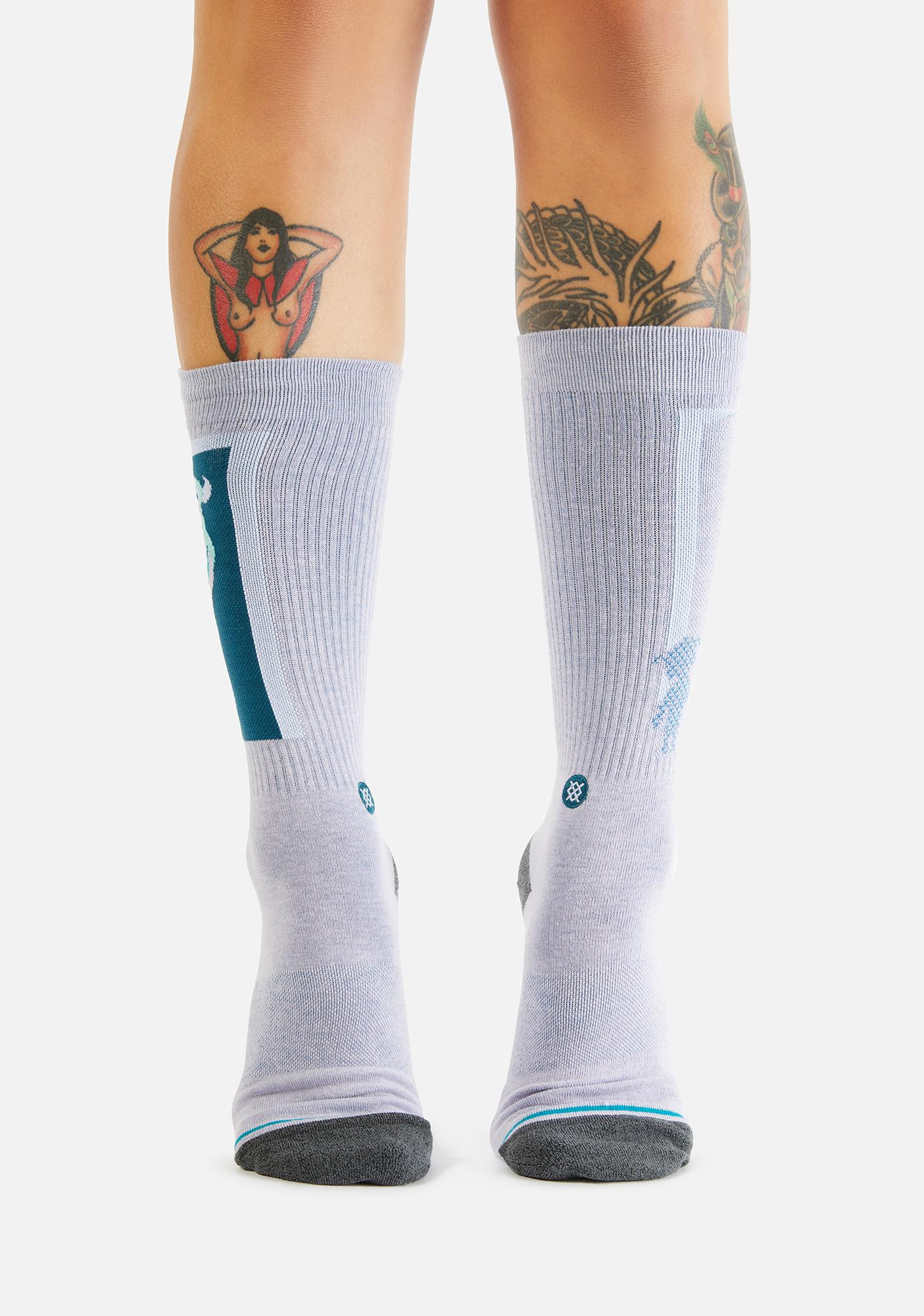 Stance Sully And Boo Crew Socks