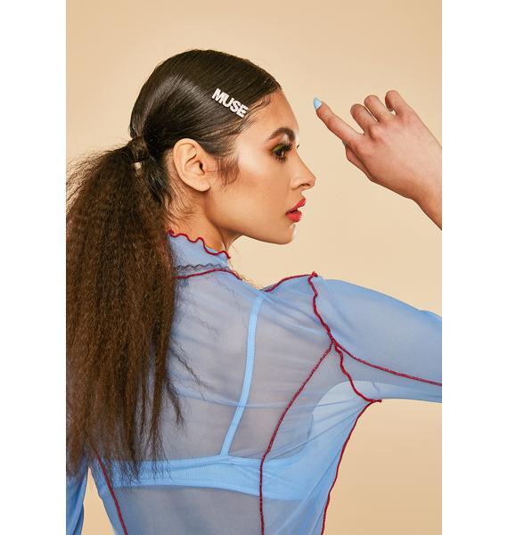 Here To Inspire Rhinestone Hair Pins