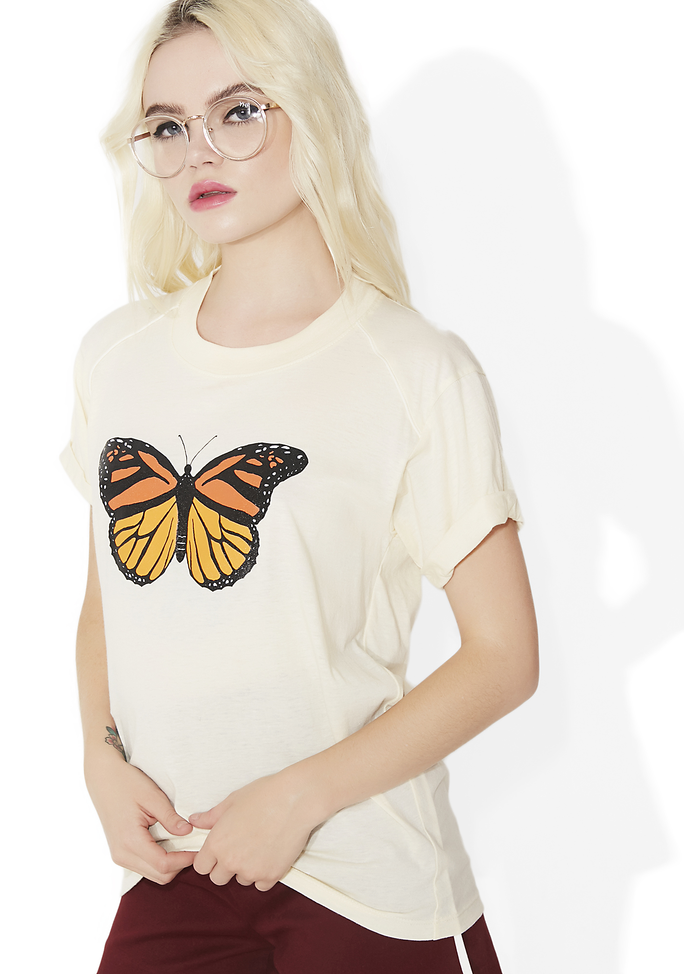 Camp Collection Butterfly Tee