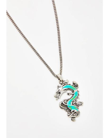 Dragon Charmer Necklace