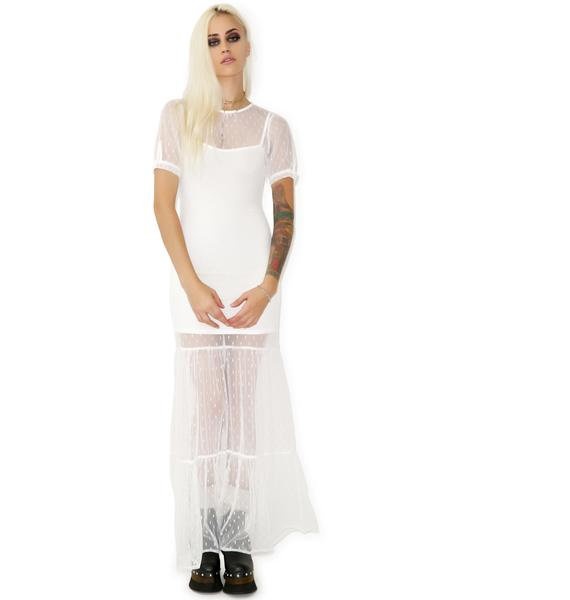 For Love & Lemons Lil Darlin Maxi Dress