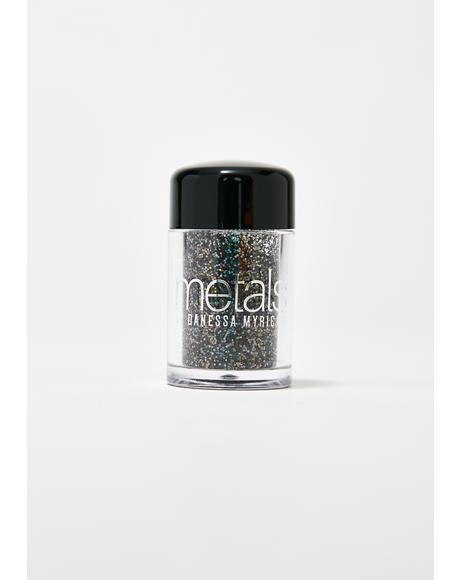 Black Star Glitter
