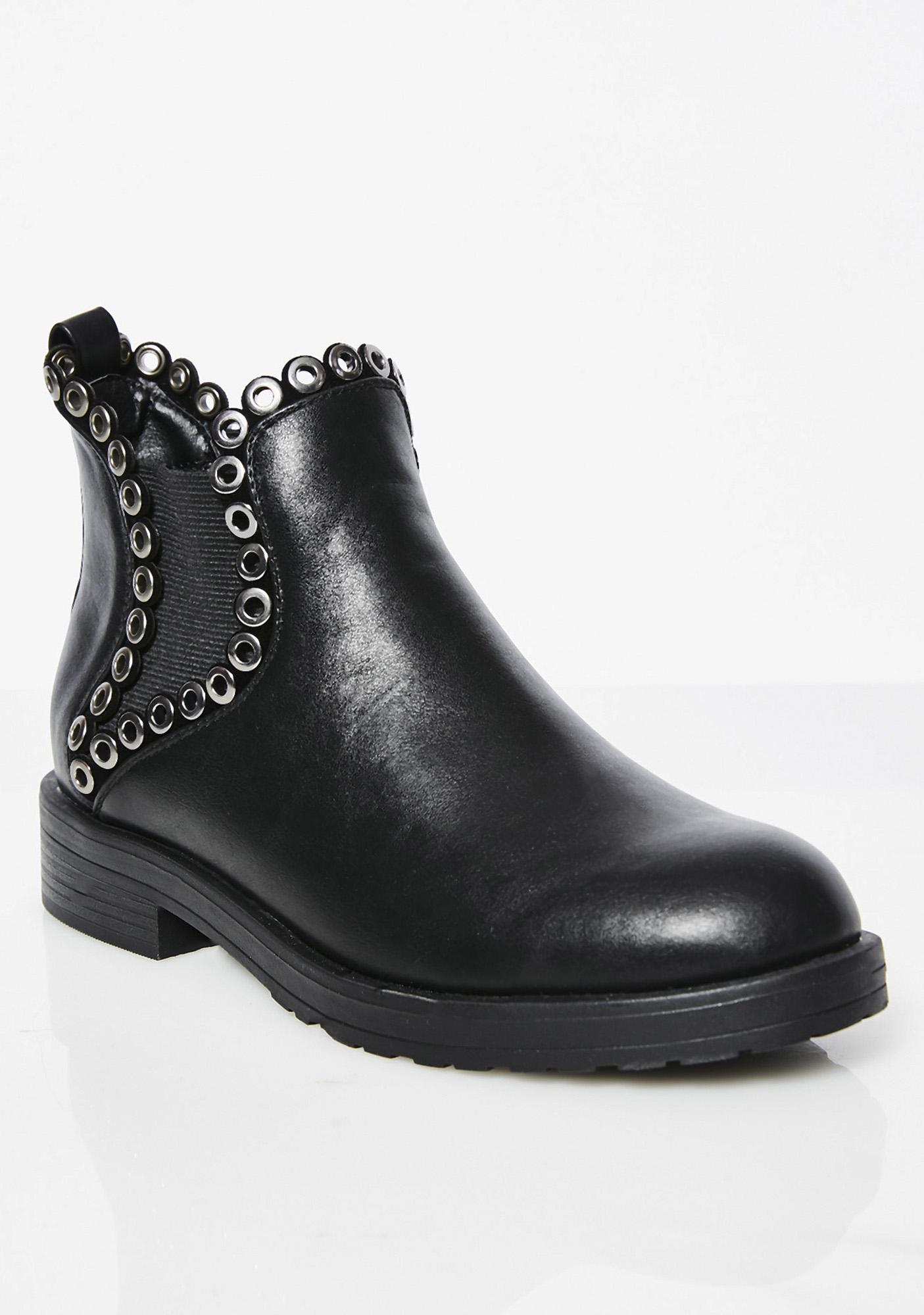 Road Less Traveled Ankle Boots