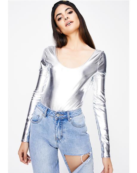 Another Universe Metallic Bodysuit